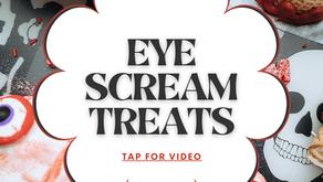 Eye Scream Cones