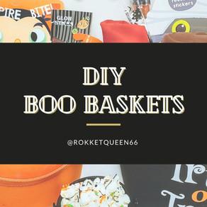 Fun & Inexpensive Halloween Baskets For Kids