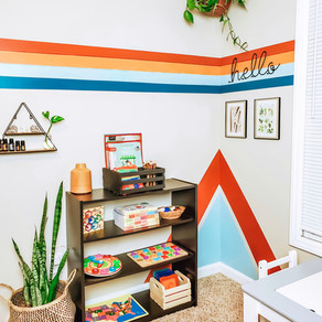 Homeschool Space For The Boys