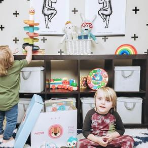 Joynergy Toy Subscription Box!