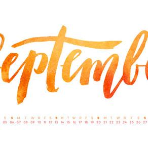 Self Improvement September!