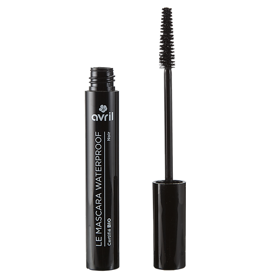 Mascara noir waterproof