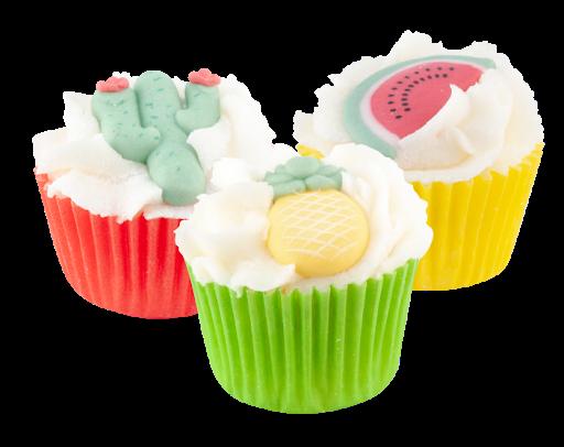 Mini Cupcake Monoï