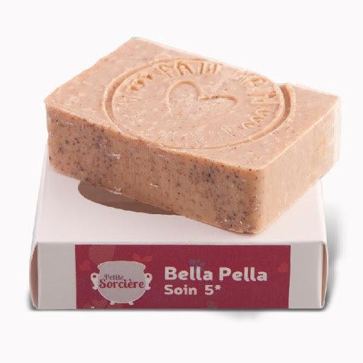Savon Visage et Corps Bella Pella soin intense 5 étoiles 85g
