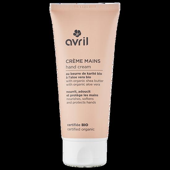 Crème pour les mains 100 ml - Certifiée bio