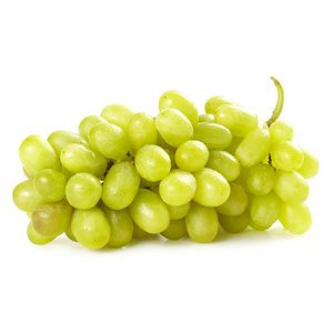 Organic White Seedless Grapes