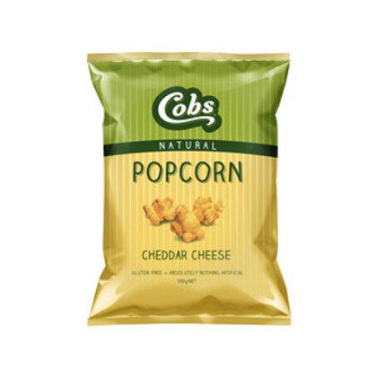 Cobs Cheddar Cheese Gluten Free Popcorn