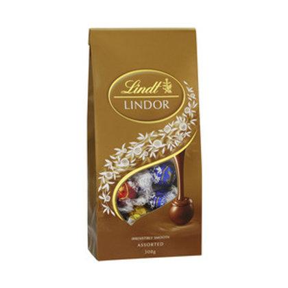 Lindt Lindor Chocolate Bag Assorted
