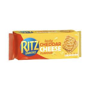 Ritz Snackz Tasty Cheddar Cheese Crackers