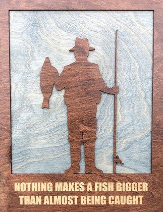"""Fisherman Plaque"""