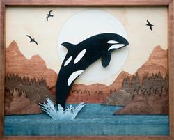 OrcaSunrise