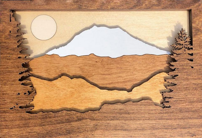 """Mount Rainier"""