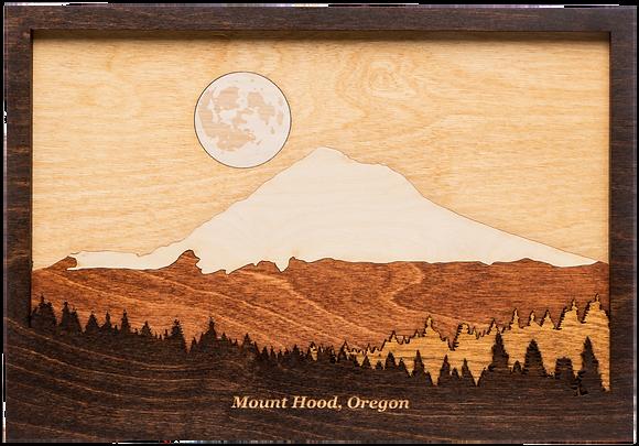 """""""Mount Hood, Oregon"""""""