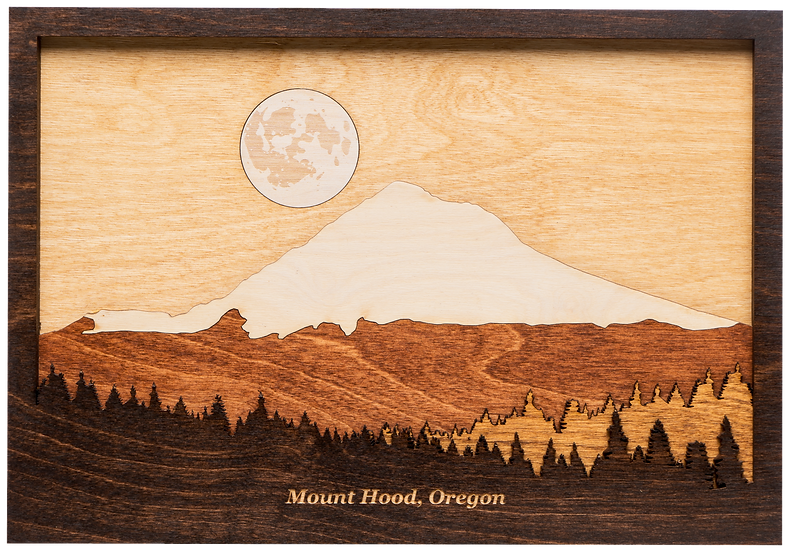 """Mount Hood, Oregon"""