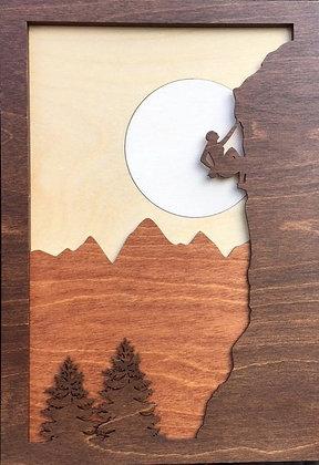 """Reaching the Peak"""