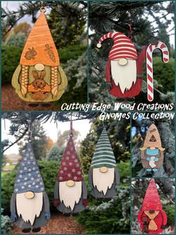 Gnomes Ornaments