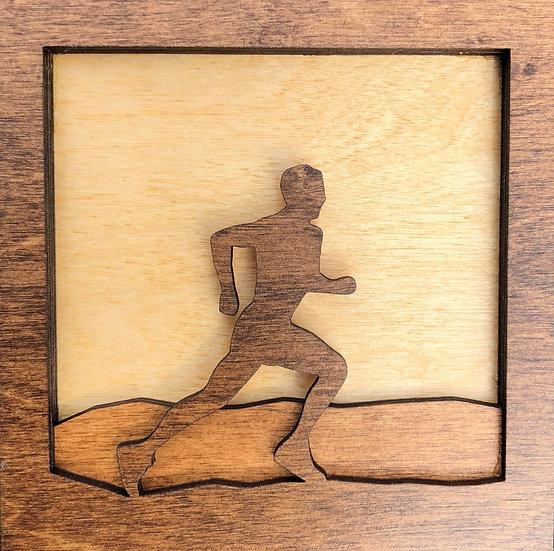 """""""Male Runner"""""""