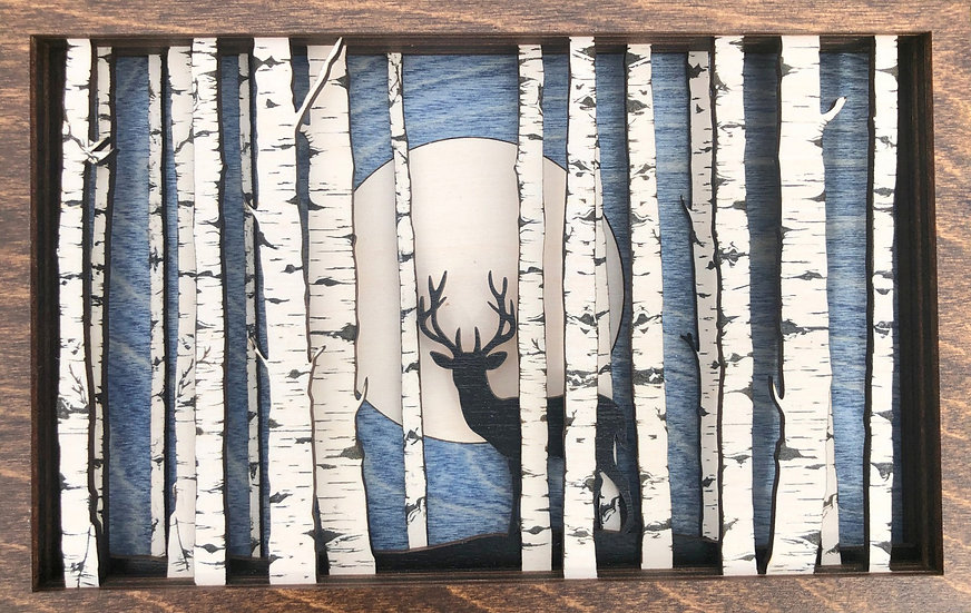 """Birch and Bark"""