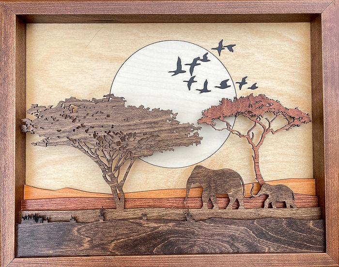 """Elephant Walk"""