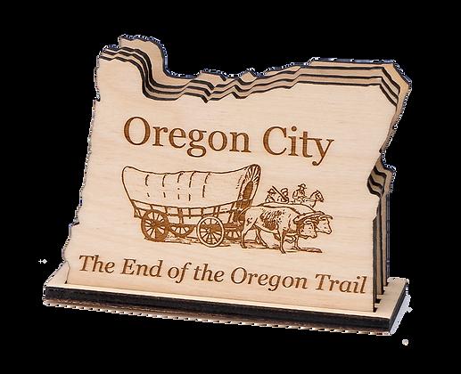 "Coaster-""Oregon City"""