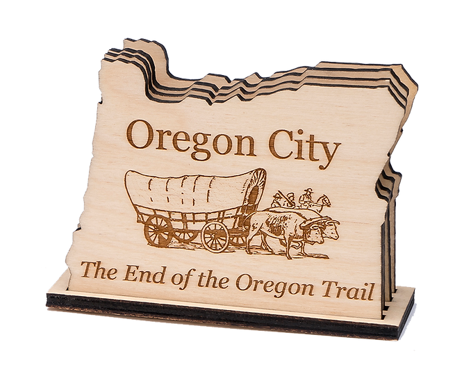 "Coaster-""Oregon City"""
