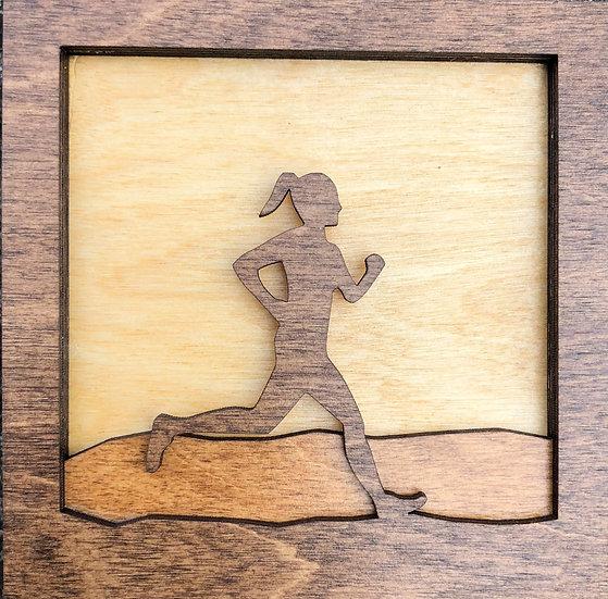 """""""Female Runner"""""""