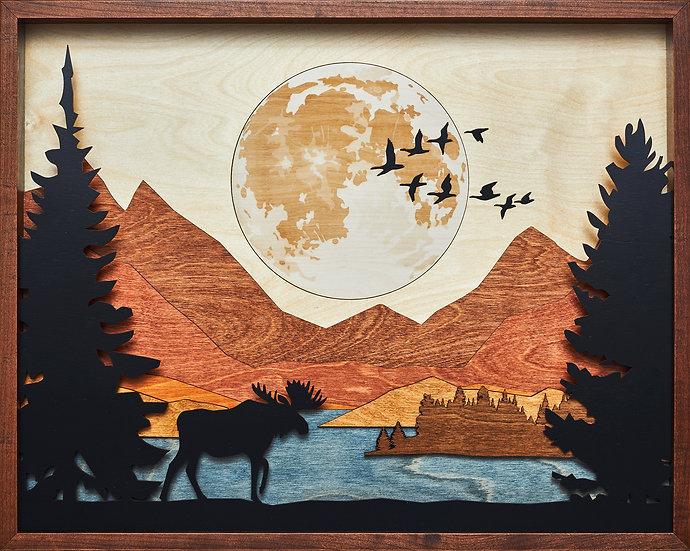 """""""Moose Lake"""""""