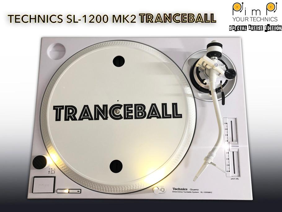 Platine Tranceball