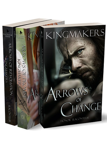 Kingmakers epub boxset