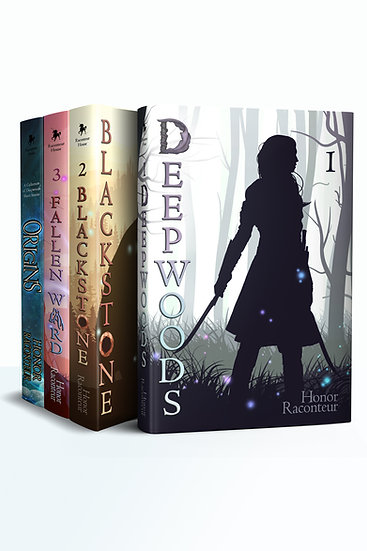 Deepwoods boxset