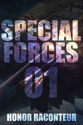 Special Forces 01 by Honor Raconteur
