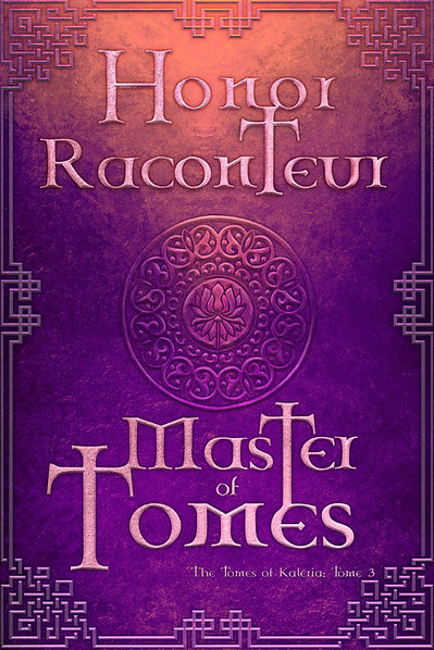Master of Tomes