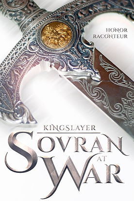 Sovran at War by Honor Raconteur