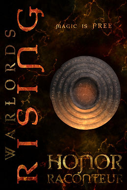 Warlords Rising by Honor Raconteur