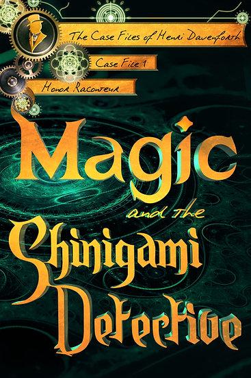 Magic and the Shinigami Detective