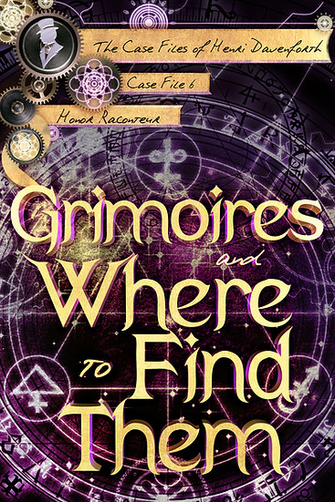 Grimoires and Where to Find Them