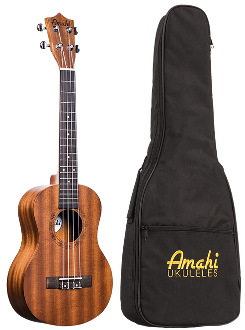Amahi Select Mahogany Top, Back & Sides, Tenor