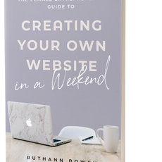 Creating Your Own Website In A Weekend