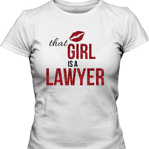 That Girl - is a Lawyer