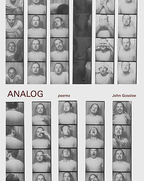 3 Analog by John Gosslee April 15, 2017.