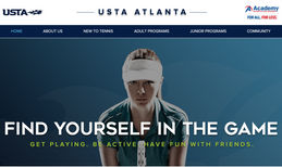 USTA Atlanta USTA Atlanta came to us with the task of elevating...