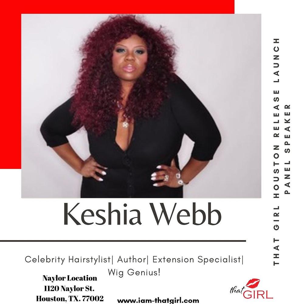 Keisha Webb