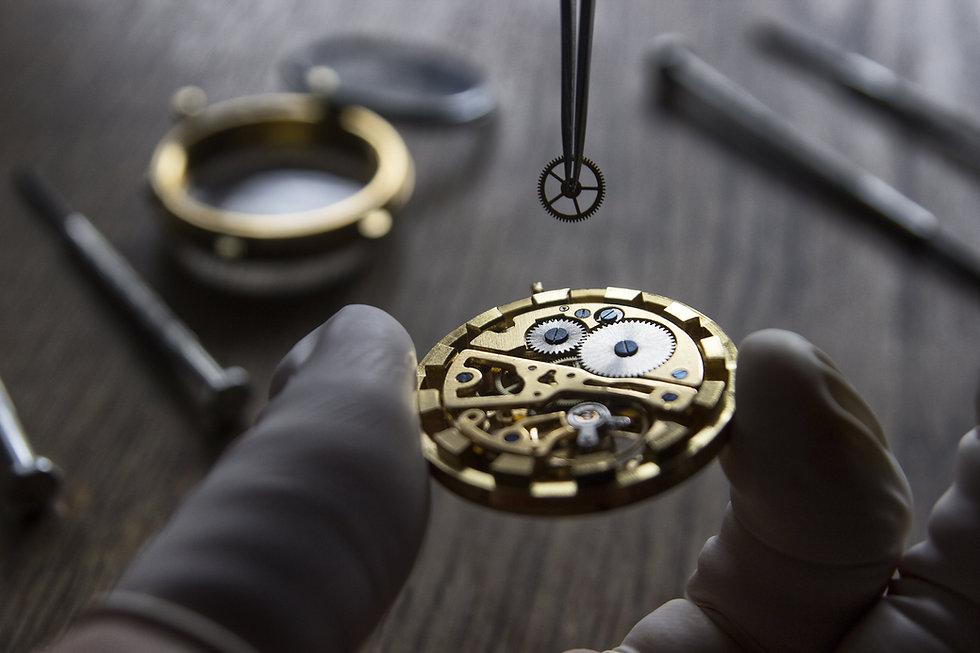 Arlington Watch Works blog image #2 - Co