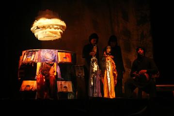 Cette nuit autour du puits- les énigmes de la reine de Saba