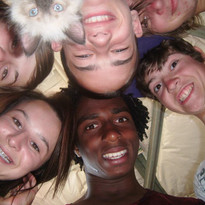 Teens in circle with kitty.jpg