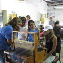2008 Camp 2 weaving.JPG