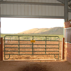 Stenson Horse Stables/South End