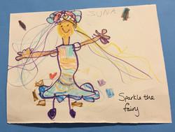 Sparkle the Fairy