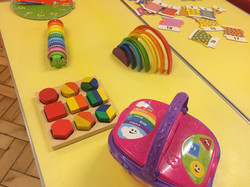 Number and Shape Play