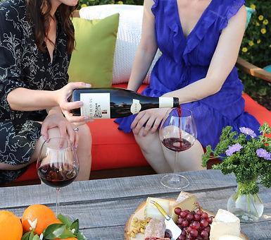Book a private wine tasting